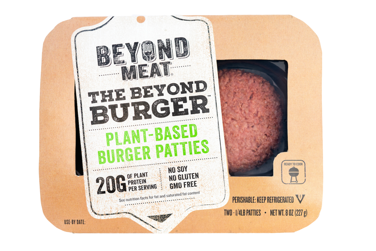 "More on ""Beyond Meat"""